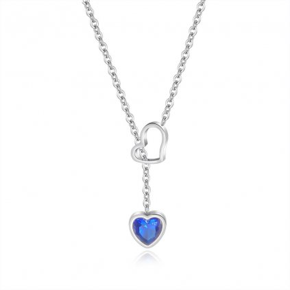 Dámsky náhrdelník z chirurgickej ocele ELYSSE 1