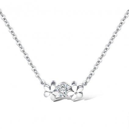 Dámsky náhrdelník z chirurgickej ocele DOMINICA 1