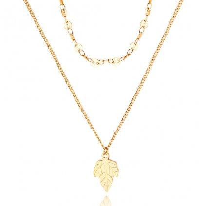 Dámsky náhrdelník z chirurgickej ocele LINDA 1