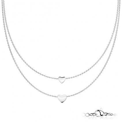 Dámsky náhrdelník z chirurgickej ocele ESME 1