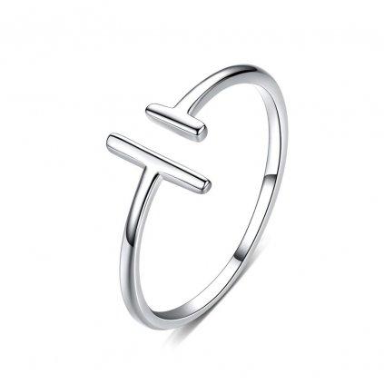 Dámsky strieborný prsteň LANNA 1