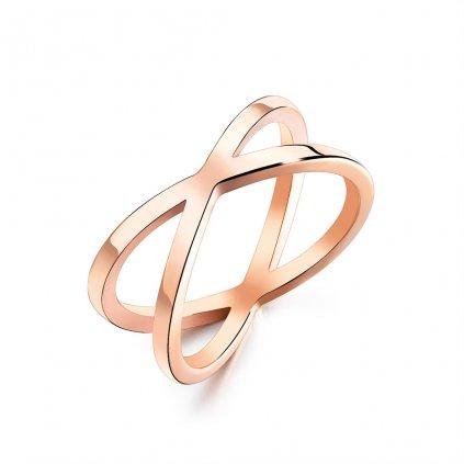 Dámsky prsteň z chirurgickej ocele CALI 1