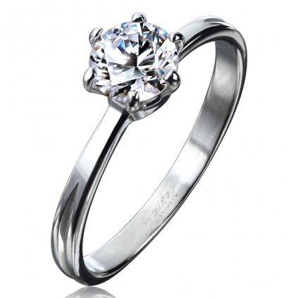 Dámsky prsteň z chirurgickej ocele CLAUDIA 1