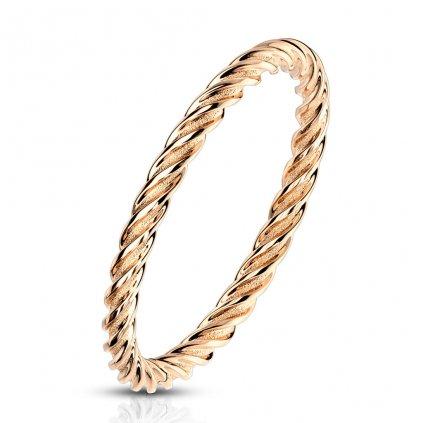 Dámsky prsteň z chirurgickej ocele ELLA 1
