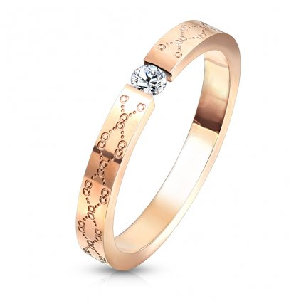 Dámsky prsteň z chirurgickej ocele JOCELYN 1