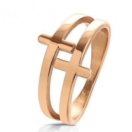 Dámsky prsteň z chirurgickej ocele LAYLA 1