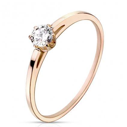 Dámsky prsteň z chirurgickej ocele LOUISE 1