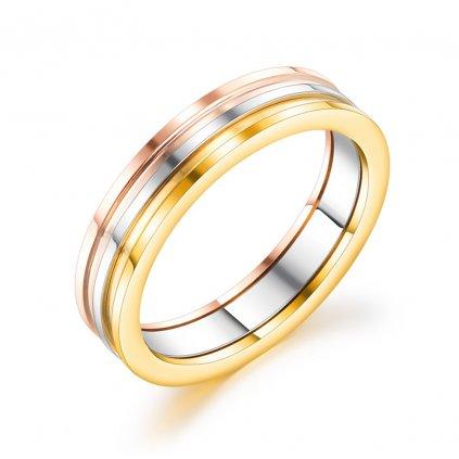 Dámsky prsteň z chirurgickej ocele MARIANNA 1