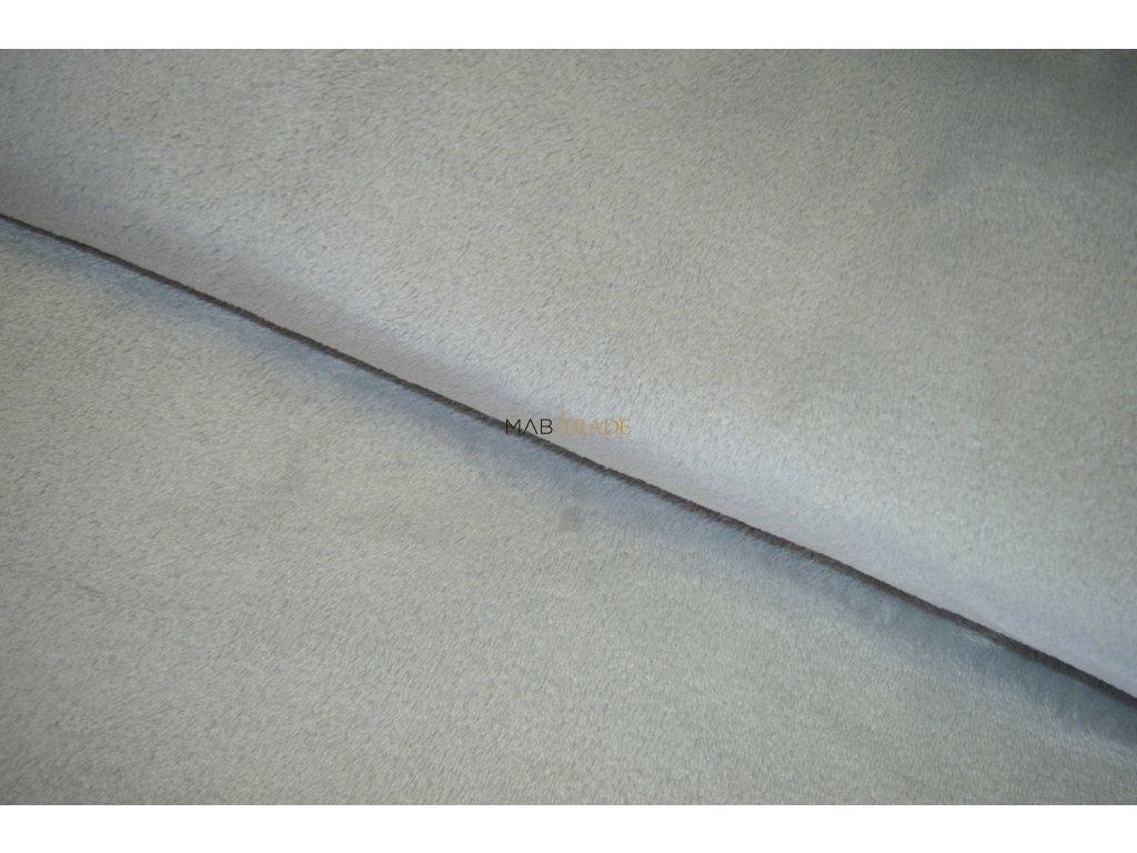 PERŠAN SUPER SOFT - Stříbrně šedá 6448/2204