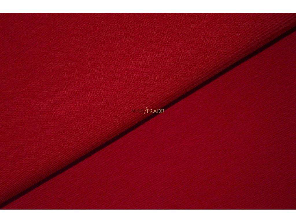 Elastický jednolíc fitness Červená Kód 2906-1101