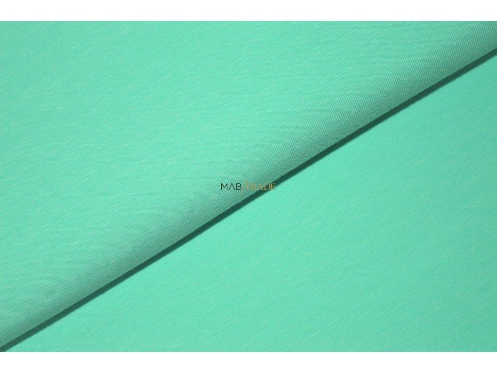 Elastický jednolíc fitness Mint Kód 2906-13632
