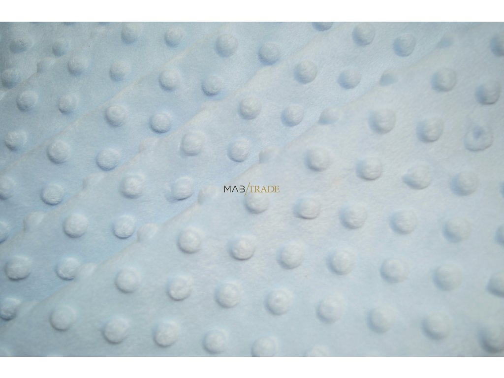 MINKY Světle modrá Kód 8908-1802