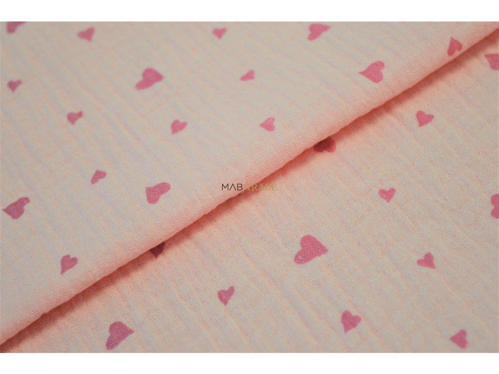 Kreš srdíčka na Růžové Kód 1040-1001