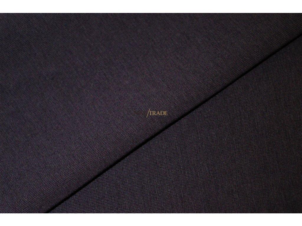 Elastická teplákovina s polyesterem Lilek Kód 4276-30852