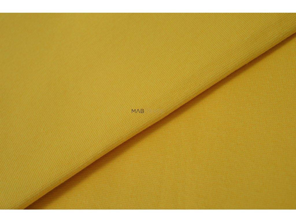 RIB 1x1 hladký Žlutý Kód 6201-05312