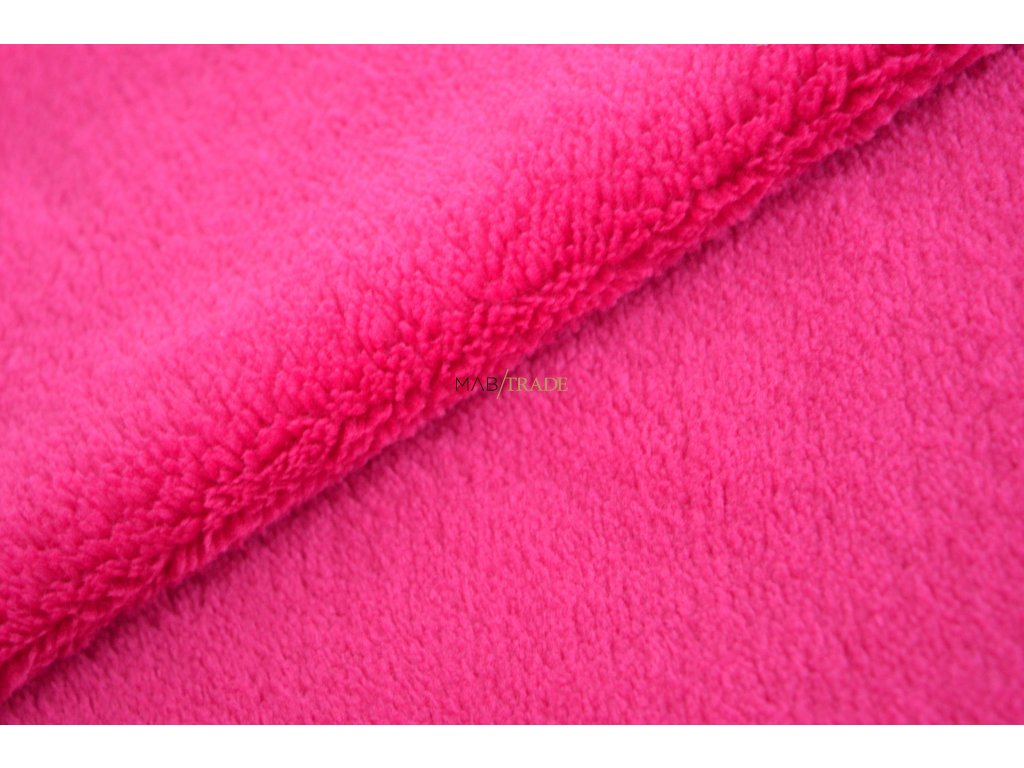 PERŠAN UNI Neon Růžová Kód 6445-0003