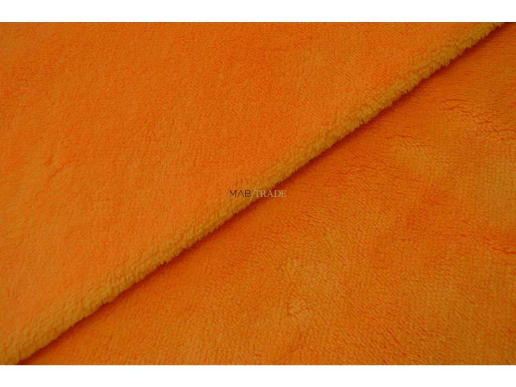 PERŠAN UNI Oranžová Kód 6445-05403
