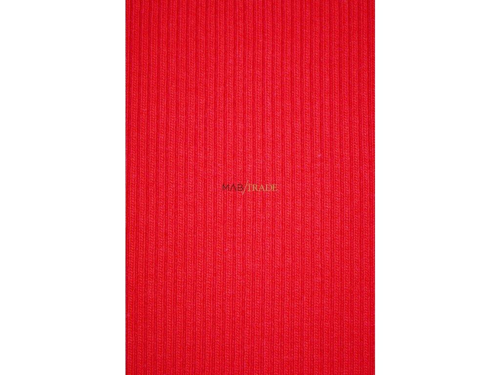 RIB 2x1 Kaškorse Červená Kód 6216-1102