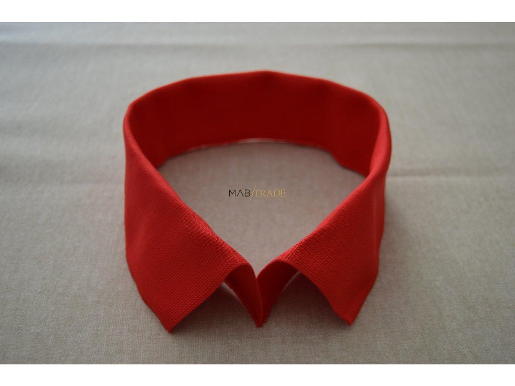 Límeček 100% Pes  červený  Kód 0070-1101/40