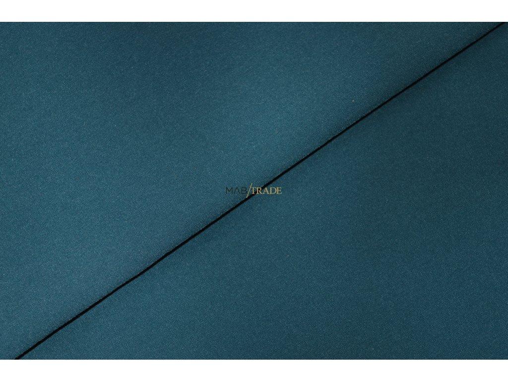 Funkční textilie  - plášťovka - SILVER Petrolej Kód 7021-2202
