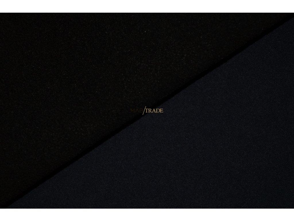 SOFTSHELL černý s FLEECEM černým Kód 7006-2187