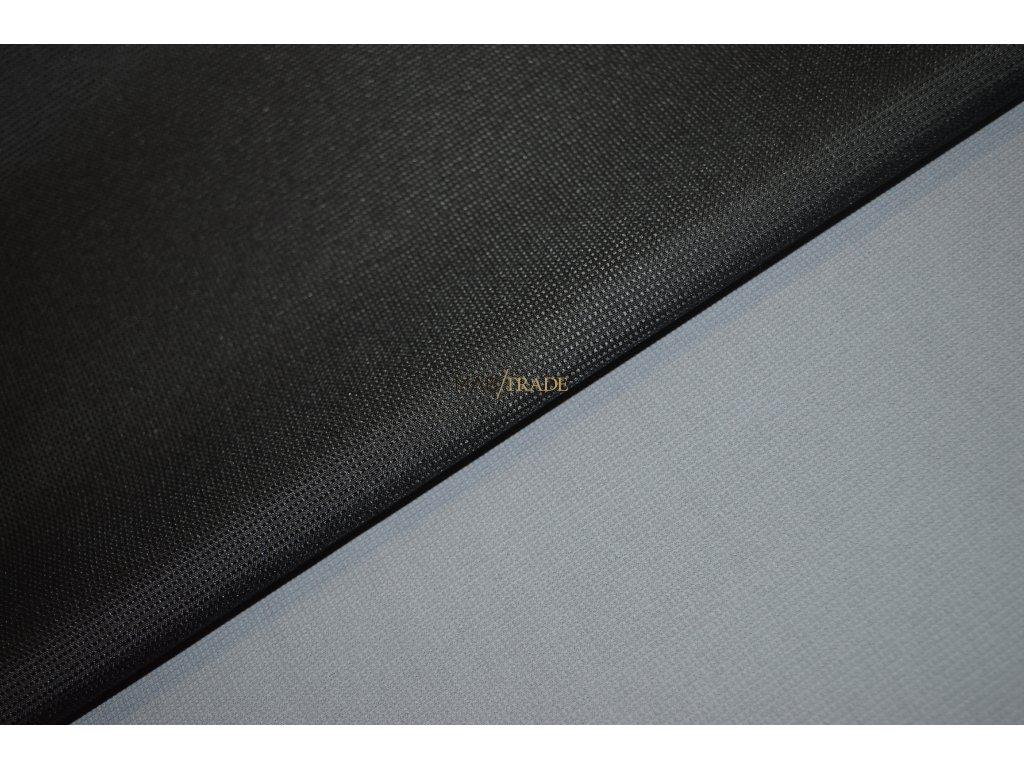 Šusťákovina KENT černá Kód 7023-881
