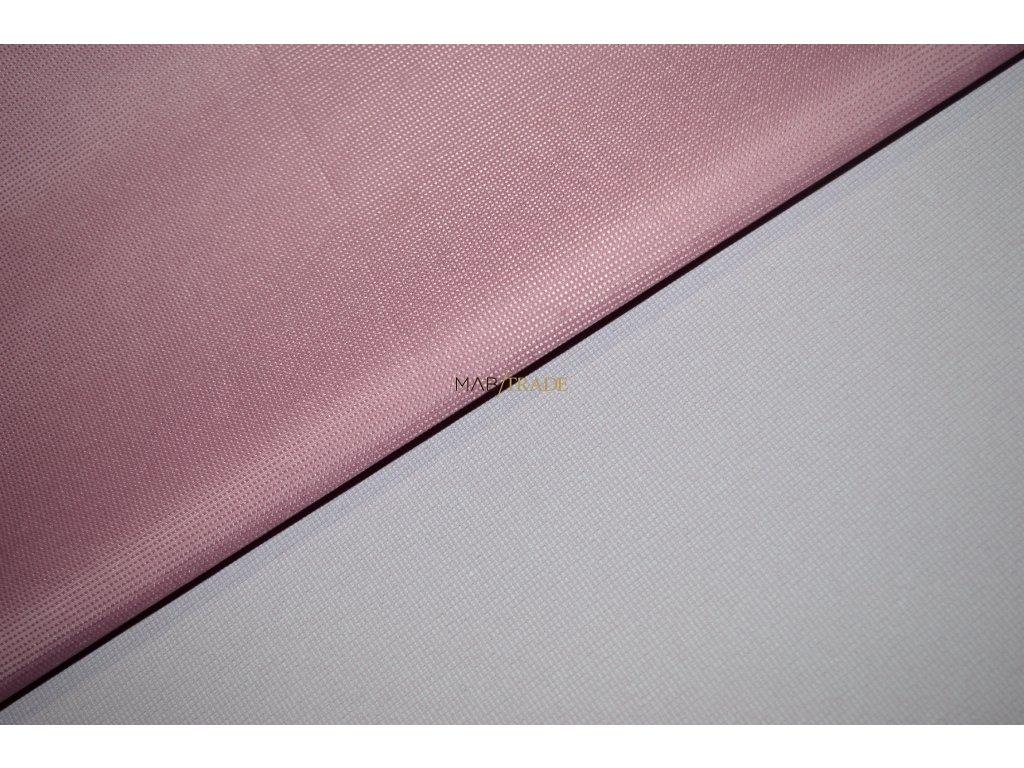 Šusťákovina KENT růžová Kód 7023-88665