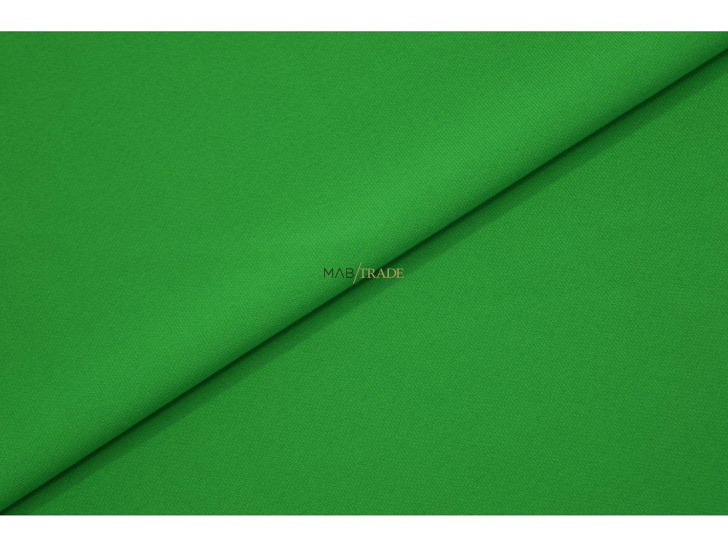 Tričkovina BAMBOO CHARCOAL tm. zelená Kód 5040-2535