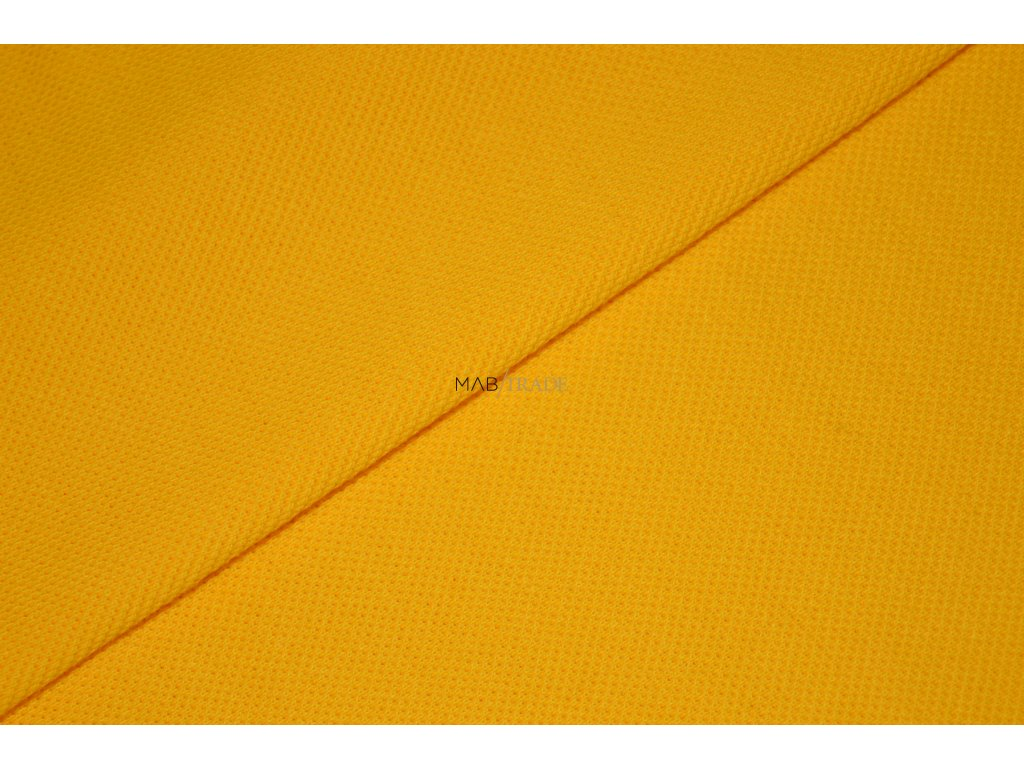 PIKÉ 100% Ba žlutá Kód 5200-051157
