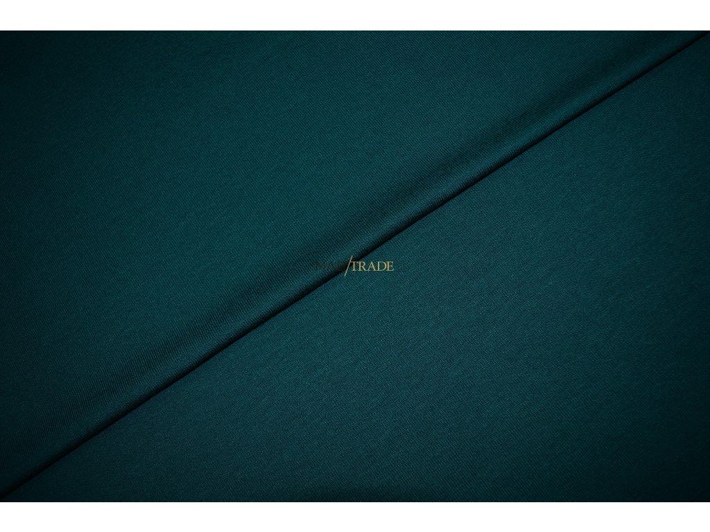 Viskózový úplet Sofie tm. Zelená Kód 9111-2207