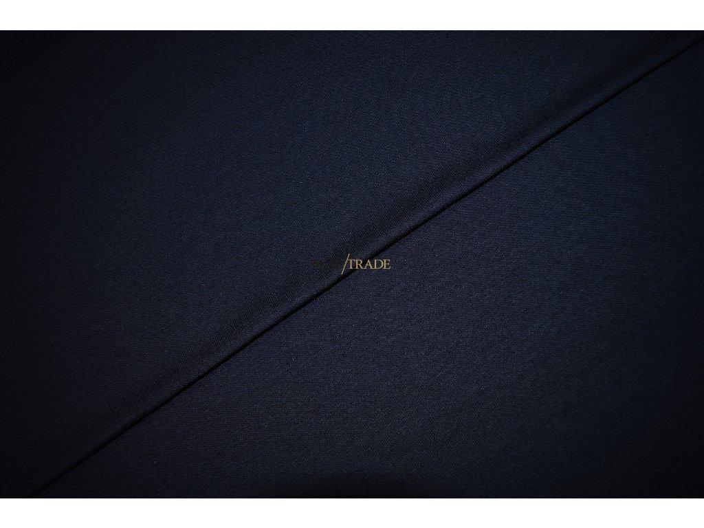 Viskózový úplet Sofie tm. Modrá Kód 9111-2004