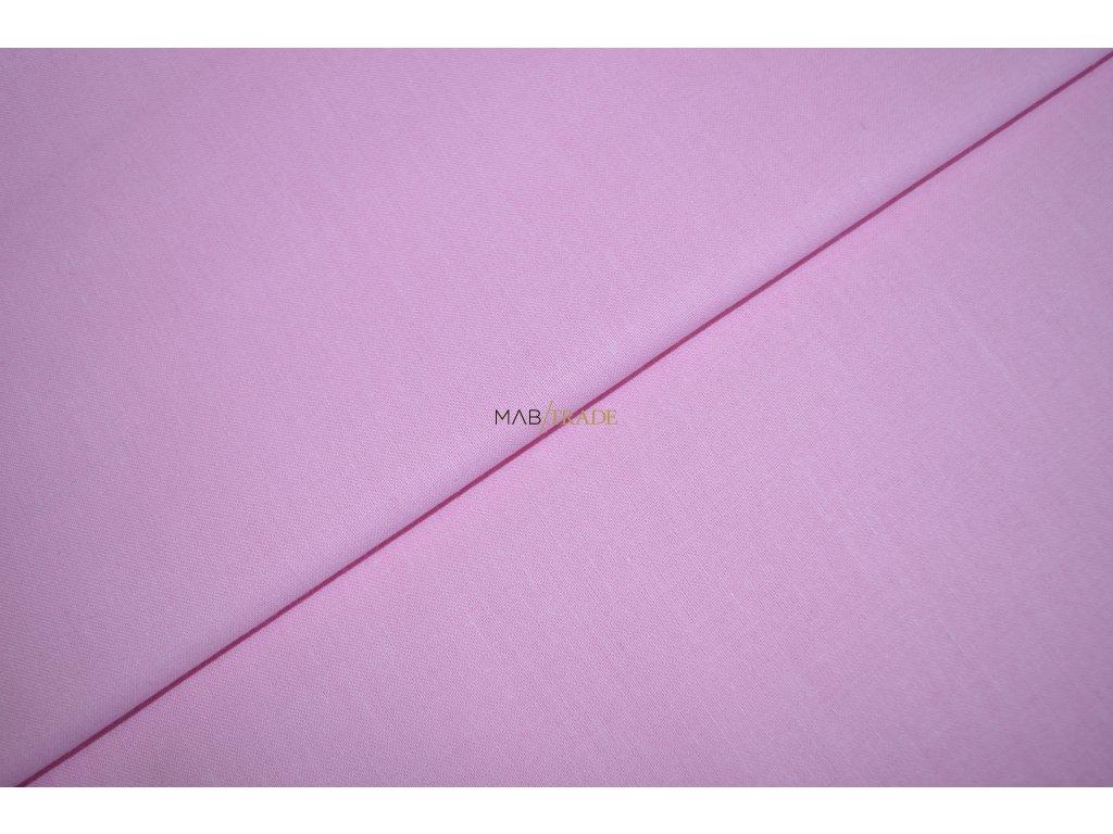 PLÁTNO 100% Bavlna světle růžová Kód 1030-8820