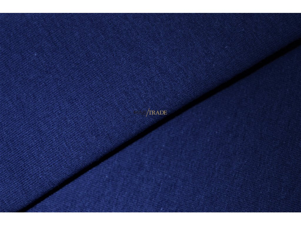 Elastická teplákovina král. Modrá Kód 4216-1902