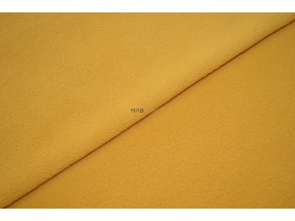 FLEECE MICRO Žlutá - Kari Kód 6424-0504/K