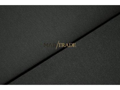 Teplákovina 100% Bavlna Tmavě šedá Kód 4213-3002