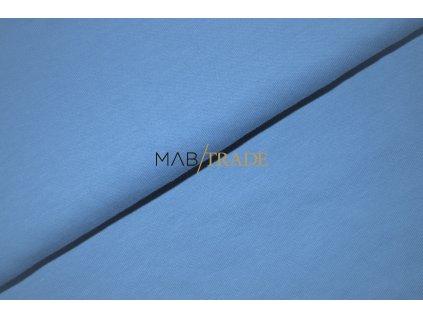 Oboulíc 100% Bavlna Světle modrá Kód 1200-1802
