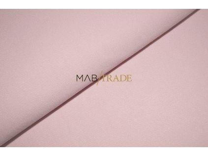 Bavlněný úplet  - Piké DUO Růžová/Bílá Kód 5470-5080