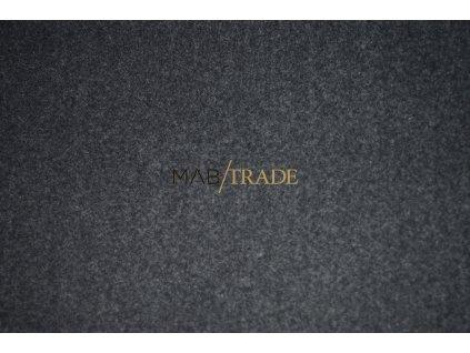 FLAUŠ umělý tm. šedý melír Kód 7035-5009