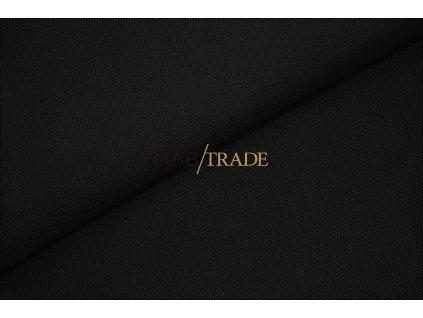 Bavlněný úplet - Piké DUO Ba/Pes Černá Kód 5470-4002