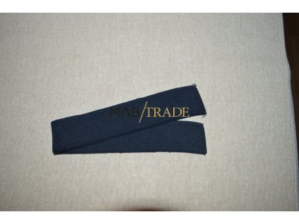 Manžeta  pár na dlouhý rukáv tmavě modrá Kód 0005-2003/18