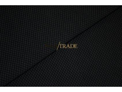 Elastická teplákovina 3D černá Kód 4290-4002