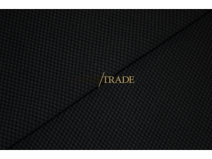 Elastická teplákovina 3D š.150cm Černá Kód 4290-4002