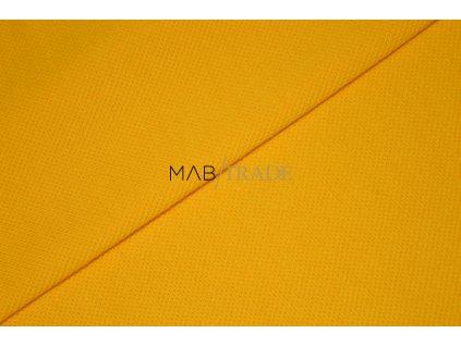 Piké 100% Bavlna Žlutá Kód 5200-051157