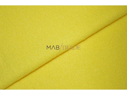 FLEECE  žlutá  Kód 6430-05312