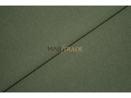 Funkční textílie - plášťovka - SILVER Zelená - melír Kód 7024-2802