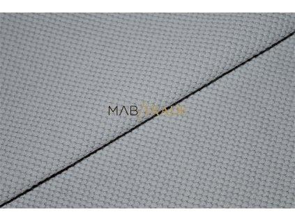 Elastická teplákovina 3D světle Šedá Kód 4290-3000