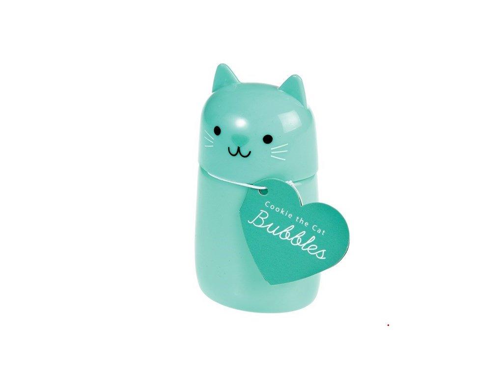 cookie bublifuk kočka s kočkou kočičí