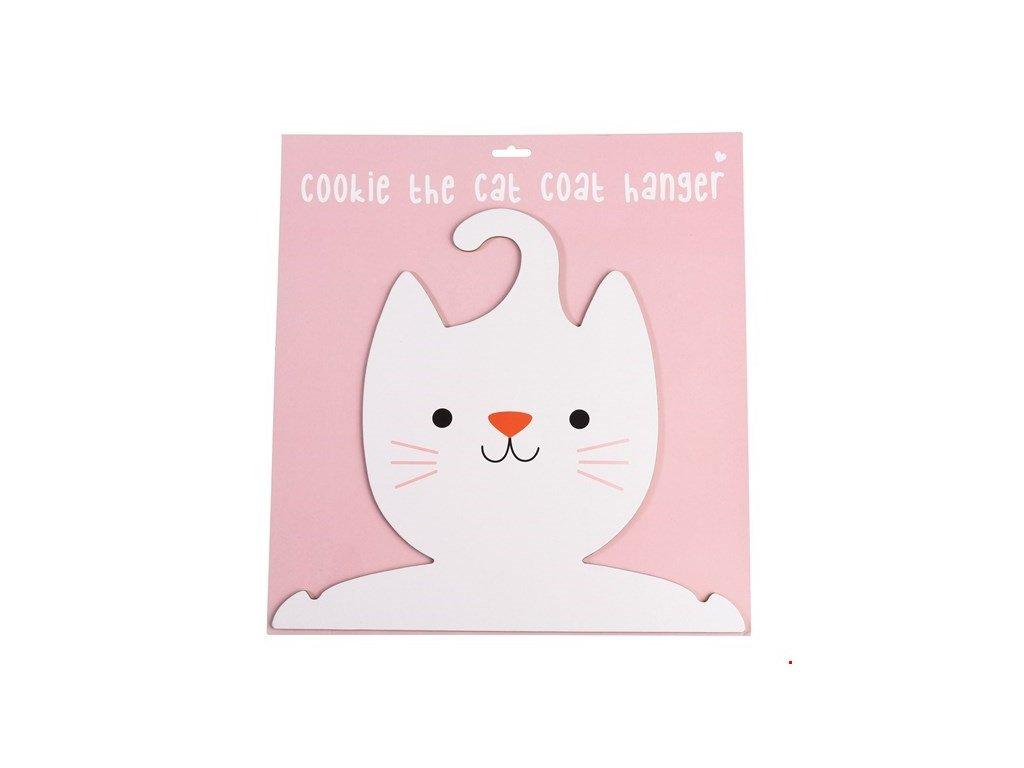 cookie ramínko kočka s kočkou kočičí