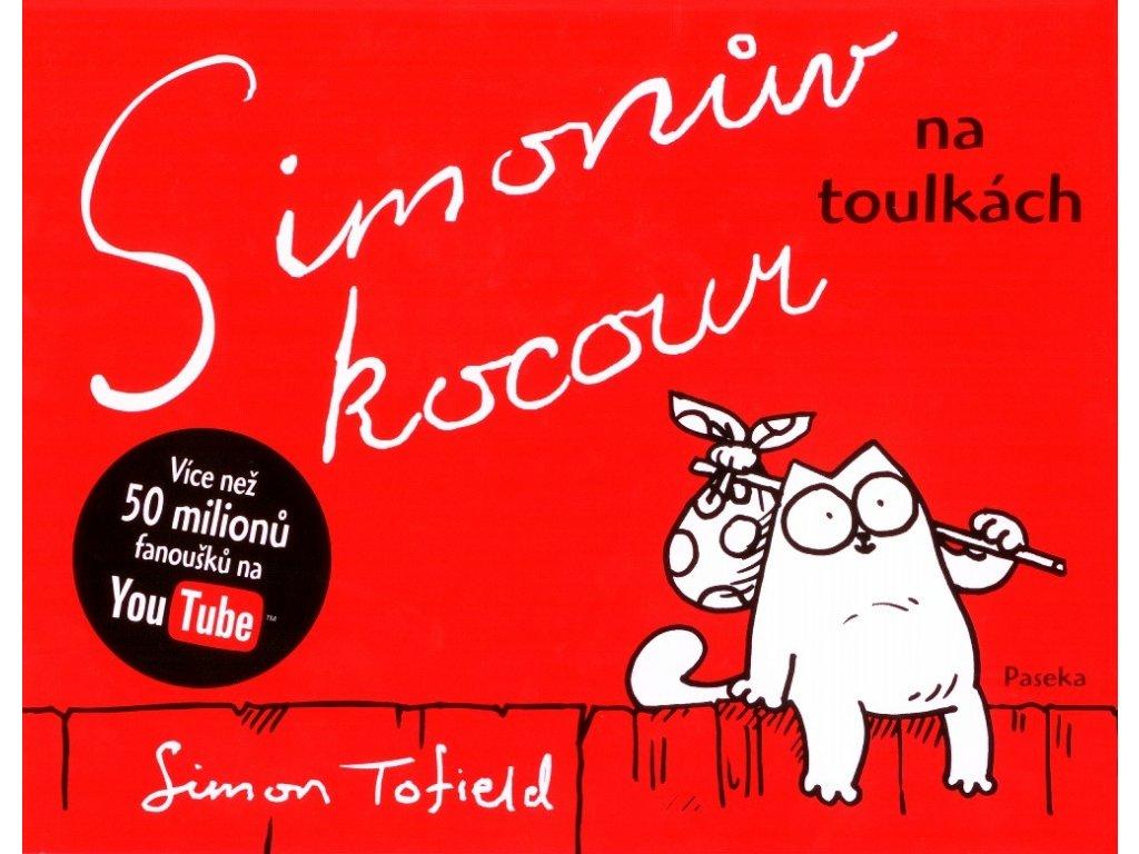 simonův kocour na toulkách simons cat kniha kočka s kočkou 3
