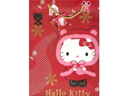 taška dárková hello kitty kočka kočičí kotě s kotětem